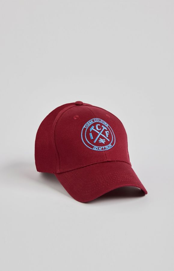 Burgundy Hat West Ham - Inter City Firm
