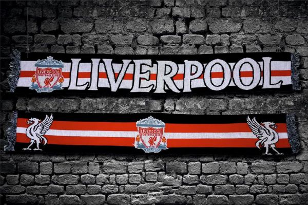 Knitted Scarf Liverpool
